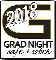 Grad Night – June 8th 2018